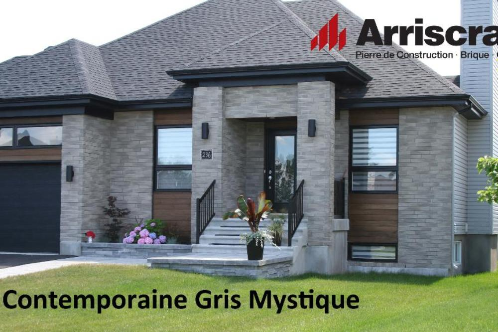 Contemporaine Gris